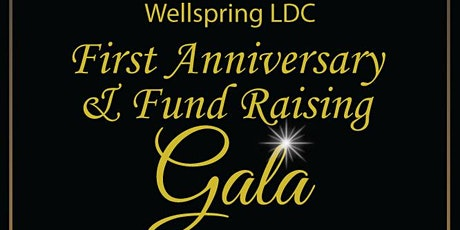 Wellspring LDC First Anniversary & Fundraising Gala tickets