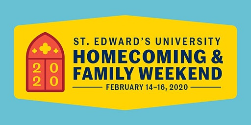 Homecoming & Family Weekend –Feb. 14–16, 2020