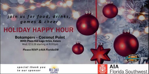 AIAFLSW 2019 Holiday Party