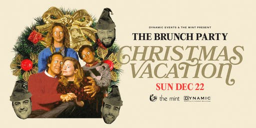 The Brunch Party: Christmas Vacation Edition