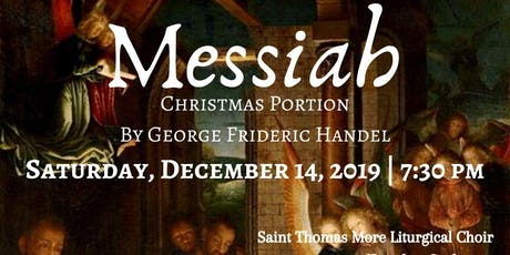 Messiah: Christmas Portion tickets