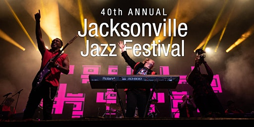 40th Annual Jacksonville Jazz Festival - VIP 2020