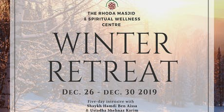 Winter Retreat 2019 tickets