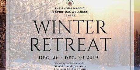 Winter Retreat 2019 tickets