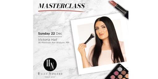 The Makeup Masterclass by Haley Navarro