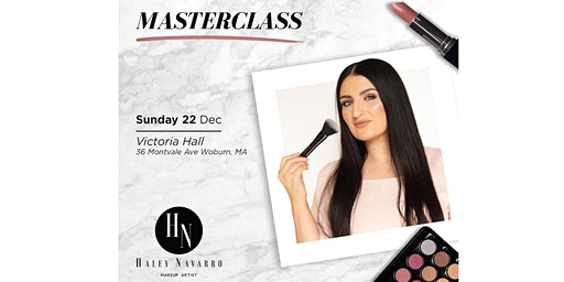 The Makeup Masterclass by Haley Navarro