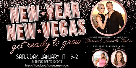 New Year New Vegas January Super Weekend 2020 tickets