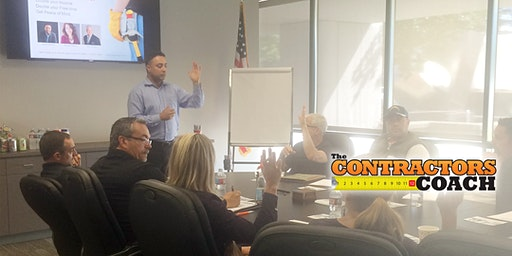 Business Training for Contractors - Run a Highly Profitable Business Without Working All the Time