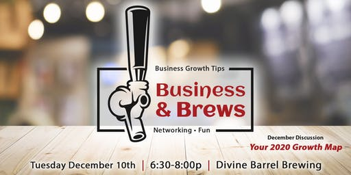 Business & Brews: Your 2020 Growth Map