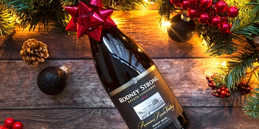 Holiday Wine Dinner with Rodney Strong Vineyards