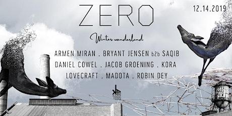 ZERO Presents: Winter Wonderland tickets