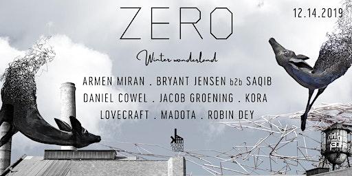 ZERO Presents: Winter Wonderland