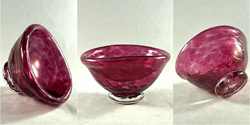 Make Your Own Glass Mini Bowl - May 23