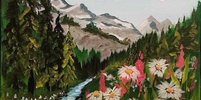 Beginning Acrylic Painting