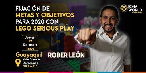 Fijación de metas y objetivos para el 2020 con LEGOS SERIOUS PLAY