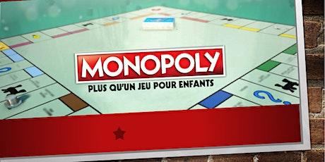 Les relations Mono-Poly, Plus qu'un jeu pour enfants ! billets