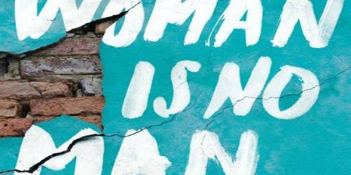 Book Discussion: A Woman is No Man