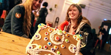 Build Your Own Gingerbread House at Aeronaut Brewing! tickets