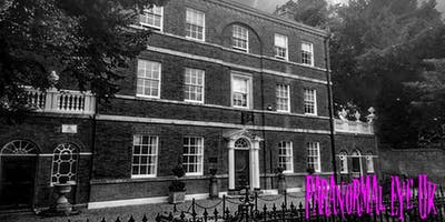 Belgrave Hall Leicester Ghost Hunt Paranormal Eye UK