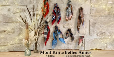 Mont kiji at Belles Amies tickets