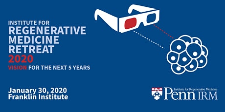 IRM Retreat 2020: Vision for the Next 5 Years tickets