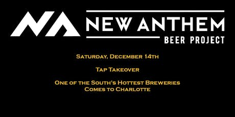 New Anthem Tap Takeover tickets