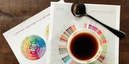 Tasting Coffee Like a Pro