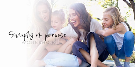 Simply On Purpose Parenting Workshop: Provo Session 2 tickets