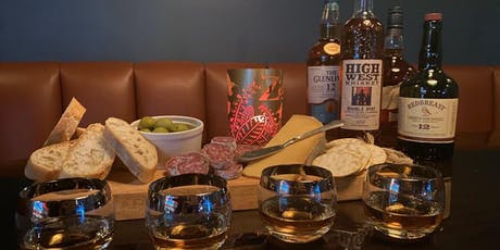 FUN Group Whiskey Tasting Class tickets