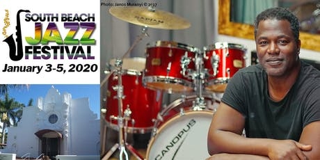 The South Beach Jazz Festival presents Masterclass with Jonathan Joseph tickets