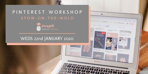 Pinterest for your Business Workshop 2020
