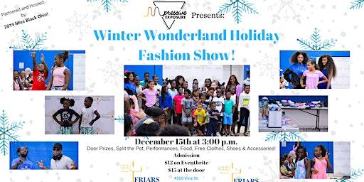 Winter Wonderland Holiday Fashion Show