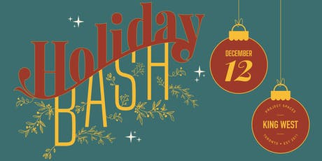 Holiday Bash + Potluck 2019 tickets