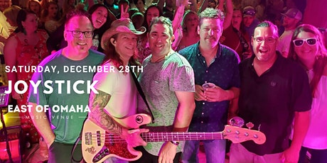 Joystick LIVE at East of Omaha tickets