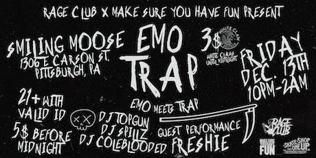 EMO TRAP tickets