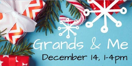 Grands & Me - Mosaic Workshop for Grandparents and their Favourite Little tickets