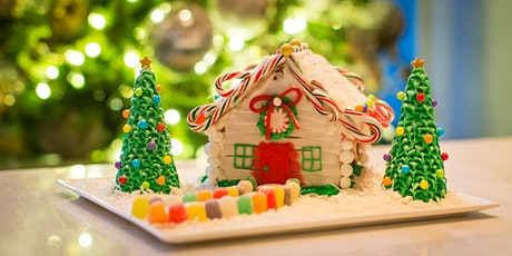 Gingerbread House Decorating at Aster Hall tickets