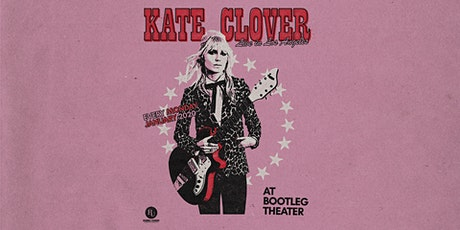 Kate Clover Residency tickets