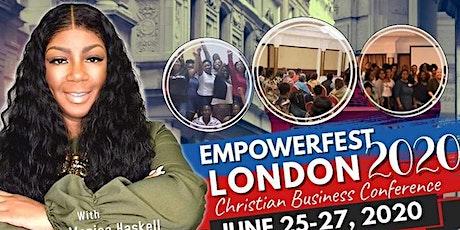 Empowerfest London tickets