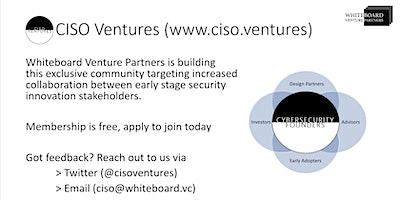 CISO Ventures Panel: Seattle 2020