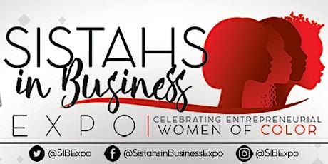 Sistahs in Business Expo 2020 - Newark, NJ tickets
