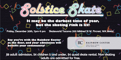 Rainbow Center Solstice Skate