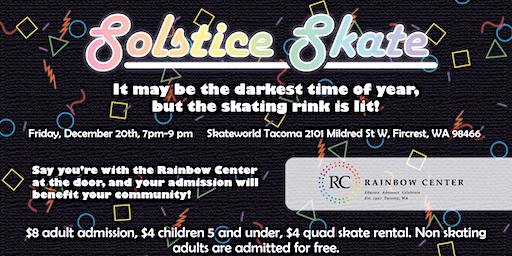 Rainbow Center Solstice Skate