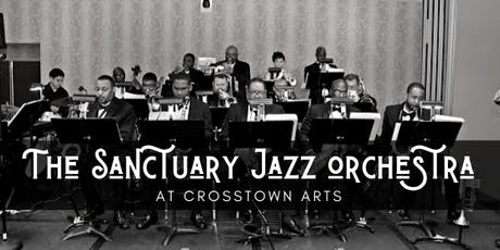 The Sanctuary Jazz Orchestra in The Green Room tickets