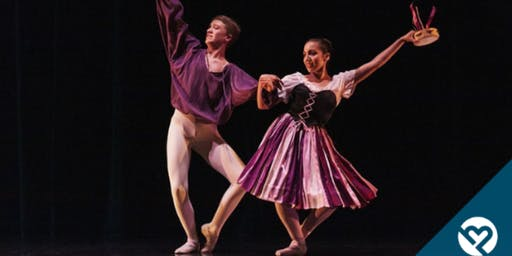 Volunteer with Project Helping at the Colorado Conservatory of Dance