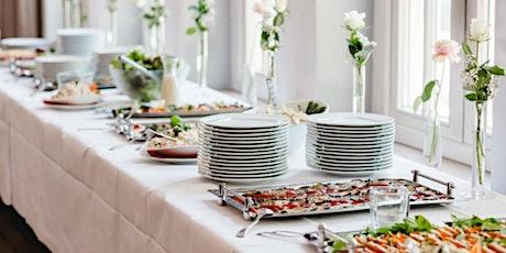 Découverte cuisine du Monde  #buffet billets