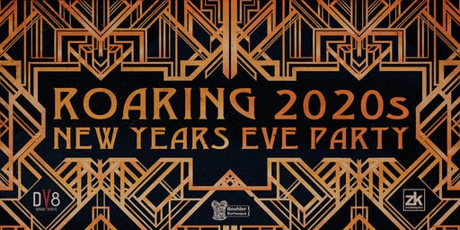 Roaring 2020's NYE Party