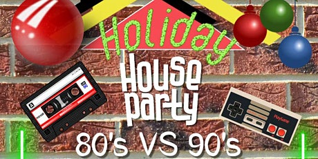 Annual Holiday Party 2019 (80s vs 90s) tickets