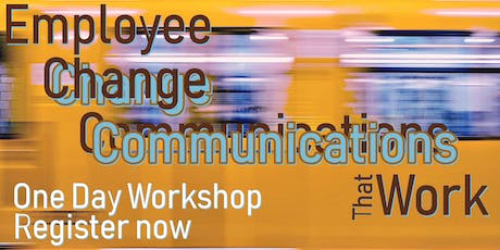 Employee Change Communication That Works tickets