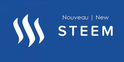 Meetup: Découvrez le Nouveau Steem | Discover the New Steem